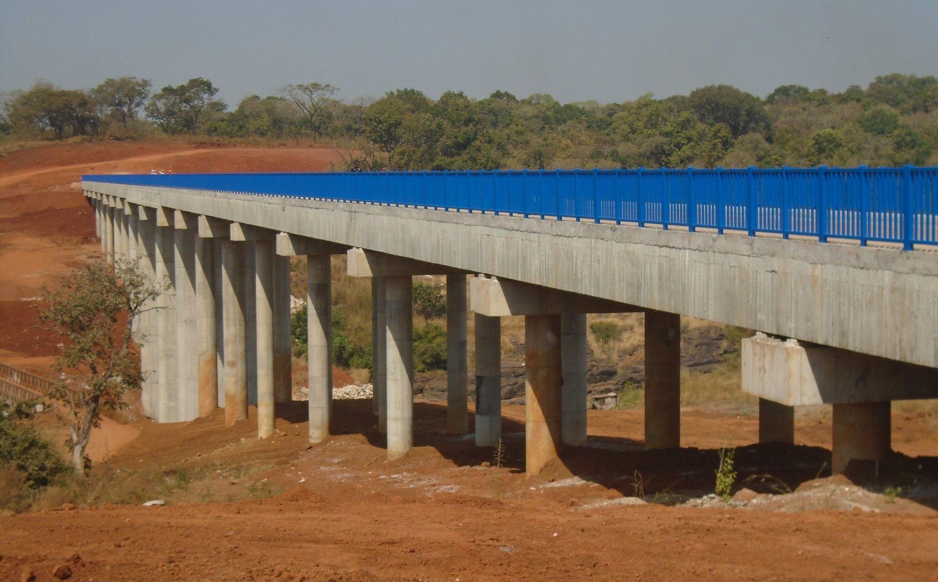 Pont sur Konkouré - Projet SOUAPITI